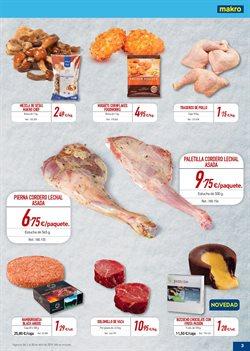 Ofertas de Carne de vacuno  en el folleto de Makro en Jerez de la Frontera