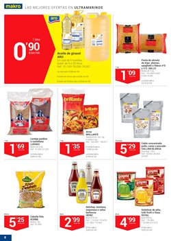 Ofertas de Arroz  en el folleto de Makro en Madrid