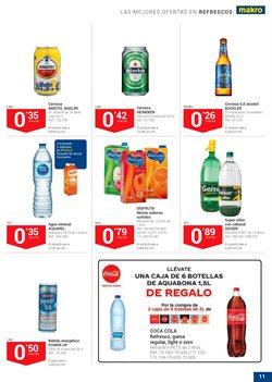 Ofertas de Agua  en el folleto de Makro en Granada
