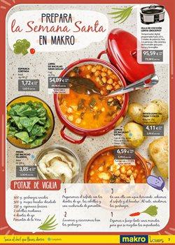 Ofertas de Patatas  en el folleto de Makro en Pamplona