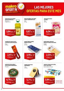 Ofertas de Aceite de oliva virgen extra  en el folleto de Makro en Madrid