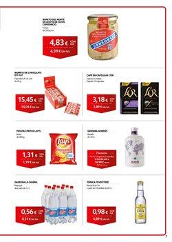 Ofertas de Chocolate  en el folleto de Makro en Granada