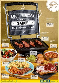Ofertas de Paleta ibérica de cebo  en el folleto de Makro en Torrelavega