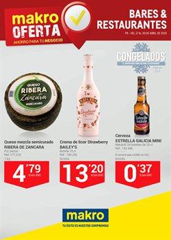Ofertas de Cerveza  en el folleto de Makro en San Cristobal de la Laguna (Tenerife)