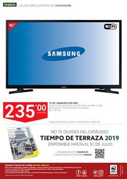 Ofertas de Televisores  en el folleto de Makro en Telde