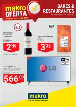 Ofertas de Hiper-Supermercados  en el folleto de Makro en Sevilla
