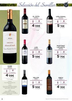 Ofertas de Vino crianza  en el folleto de Makro en Madrid