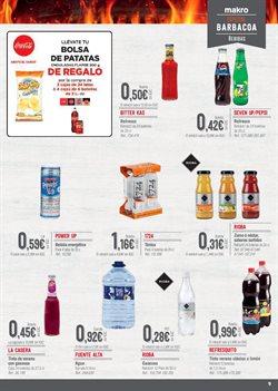 Ofertas de Bebidas  en el folleto de Makro en Vecindario