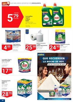 Ofertas de Celulosa  en el folleto de Makro en San Cristobal de la Laguna (Tenerife)