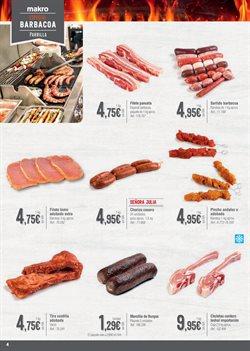 Ofertas de Lomo de cerdo  en el folleto de Makro en Badalona
