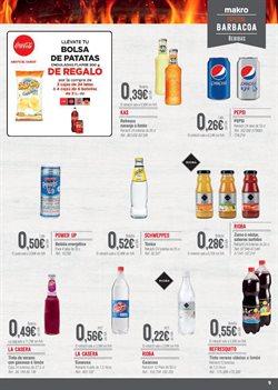 Ofertas de La Casera  en el folleto de Makro en Madrid