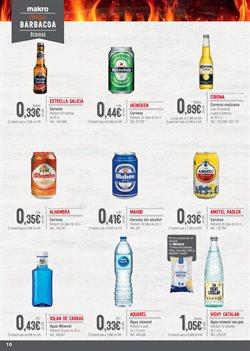 Ofertas de Agua  en el folleto de Makro en Alicante