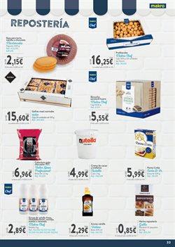 Ofertas de Panadería  en el folleto de Makro en Alicante