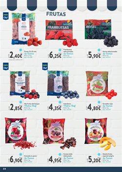 Ofertas de Frutas del bosque  en el folleto de Makro en Murcia