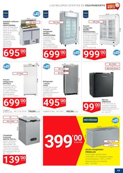 Ofertas de Nevera  en el folleto de Makro en Madrid