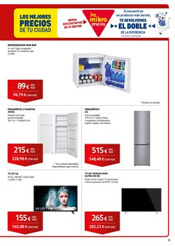 Ofertas de Televisores  en el folleto de Makro en Santa Lucía de Tirajana