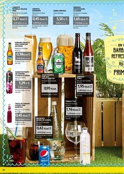 Ofertas de Refrescos  en el folleto de Makro en San Cristobal de la Laguna (Tenerife)