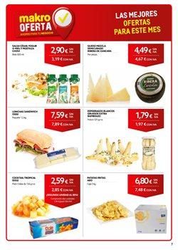 Ofertas de Patatas fritas  en el folleto de Makro en Málaga