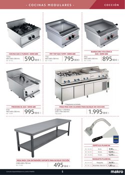 Ofertas de Cucharas de cocina en Makro
