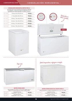 Ofertas de Congeladores en Makro