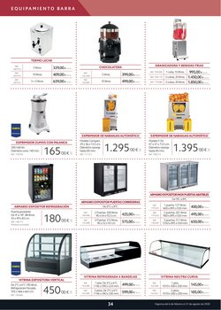 Ofertas de Exprimidor eléctrico en Makro