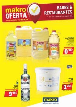 Ofertas de Hiper-Supermercados en el catálogo de Makro en Santander ( 6 días más )