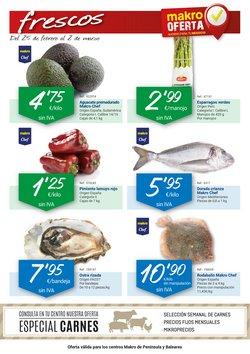 Ofertas de Hiper-Supermercados en el catálogo de Makro en Valladolid ( Publicado hoy )