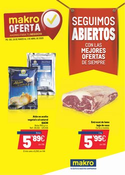Catálogo Makro en Oviedo ( 2 días más )