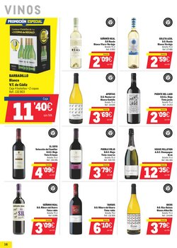 Ofertas de Vino blanco en Makro