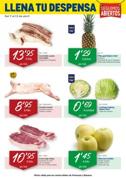 Ofertas de Hiper-Supermercados en el catálogo de Makro en Langreo ( 3 días más )