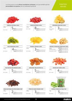 Ofertas de Fruta deshidratada en Makro