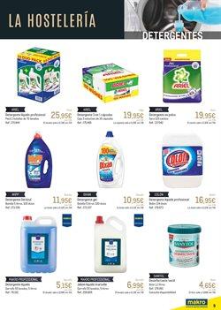 Ofertas de Detergente en cápsulas en Makro