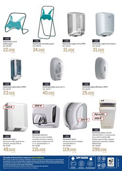 Ofertas de Dispensador de jabón en Makro