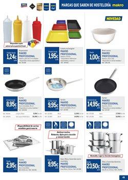 Ofertas de Sartén de aluminio en Makro