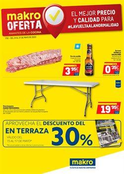 Catálogo Makro en Almería ( Caduca hoy )