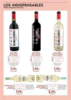 Ofertas de Vino crianza en Makro