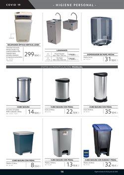 Ofertas de Cubo de basura en Makro