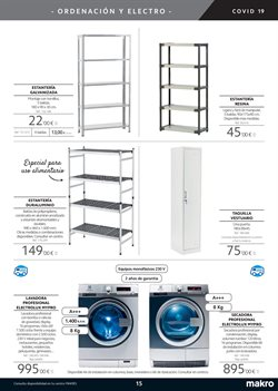 Ofertas de Secadoras en Makro