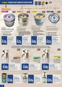 Ofertas de Cerveza alemana en Makro