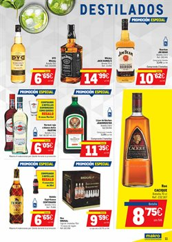 Ofertas de Bourbon en Makro