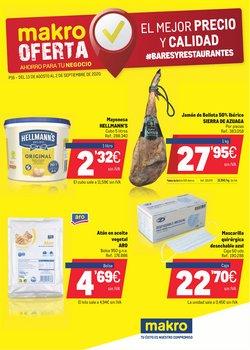 Catálogo Makro en Oviedo ( Publicado ayer )