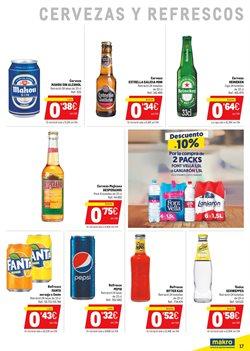 Ofertas de Pepsi en Makro