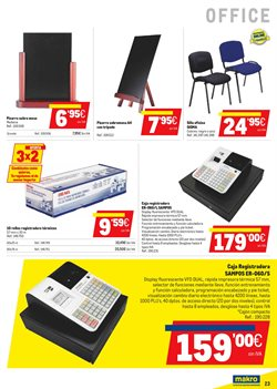 Ofertas de Máquinas de oficina en Makro