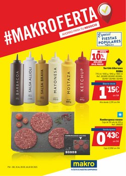 Ofertas de Makro en el catálogo de Makro ( 3 días más)