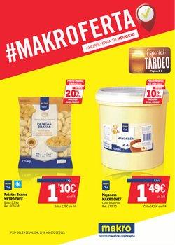 Ofertas de Profesionales en el catálogo de Makro ( Publicado hoy)