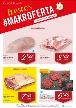 Ofertas de Makro en el catálogo de Makro ( 2 días más)
