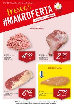 Ofertas de Makro en el catálogo de Makro ( Publicado hoy)