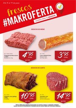 Ofertas de Makro en el catálogo de Makro ( Caduca hoy)