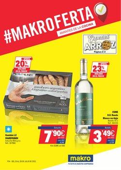 Ofertas de Makro en el catálogo de Makro ( 4 días más)