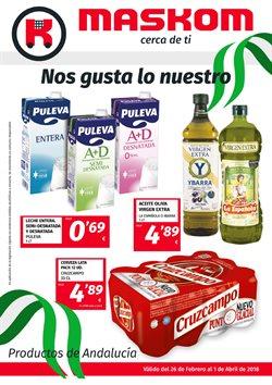 Ofertas de Maskompra  en el folleto de Málaga